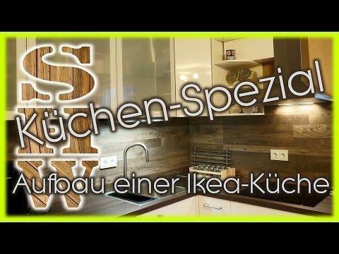 Aufbau einer Küche: IKEA FAKTUM Küche komplett