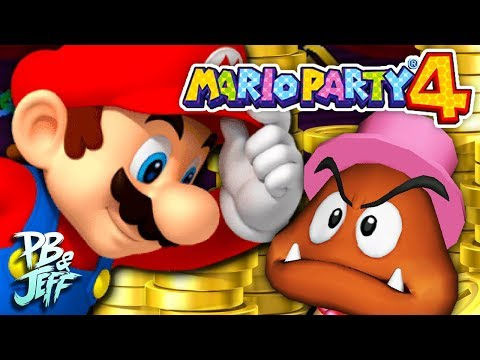 Mario Party 4 (Part 1) - NO STUPID ALLOWED! [Ft. Yungtown]