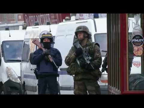 Paris siege: live coverage of French raids in Saint Denis