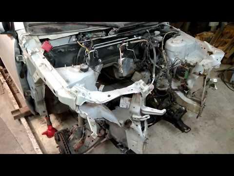 Suzuki Grand Vitara. Body Repair. Кузовной ремонт.