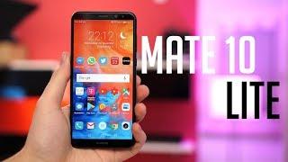 Review: Huawei Mate 10 lite (Deutsch)  - Nach 4 Wochen Nutzung   SwagTab