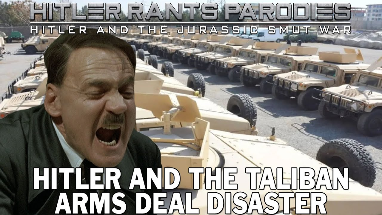Hitler and the Taliban arms deal disaster