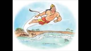 Hanuman Chalisa in Telugu by Sri MS Rama Rao
