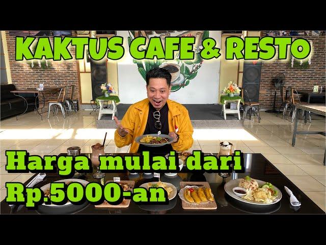 KAKTUS CAFE & RESTO.