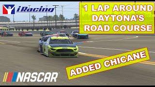 First look: NASCAR Cup Series cars on Daytona Road Course | iRacing |Daytona International Speedway