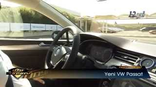 YENİ VW PASSAT 1.6 TDI DSG HIGHLINE TESTİ - Oto Dünyası
