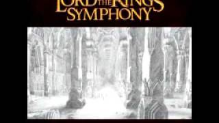 The Lord Of The Rings Symphony - Movement II part 1 (2011) - Howard Shore