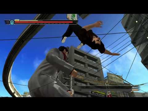 Yakuza 3 Remastered  - Hitman Alternative - Discarded videos part 2. ( No hits/hard, new game) |