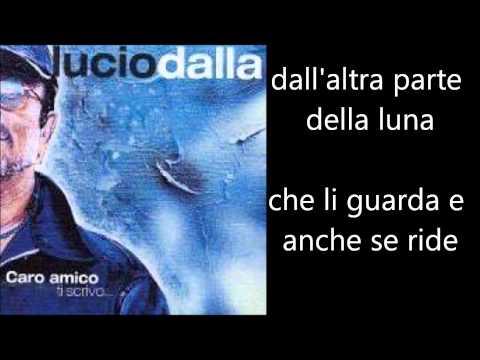 Lucio Dalla - Anna E Marco Testo Lyrics