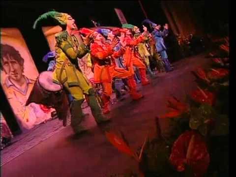 Comparsa La Banda del Capitán Veneno (2008) - Pasodoble