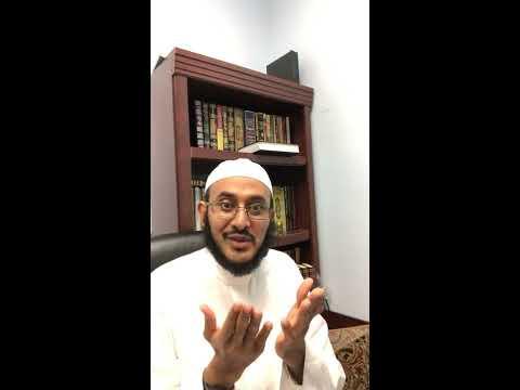 CARUUR Wanaagsan Hadaa Rabtid Arintaan Samey?? :: Dr. Ahmed AlY-Yamaani