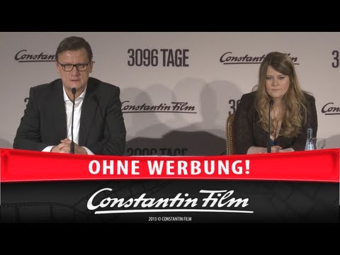 3096 Tage - Pressegespräch mit Natascha Kampusch - Ab jetzt im Kino!