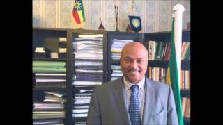 BBC World Service NewsHour Interview with Abiy Berhane on El Nino - Jan262016