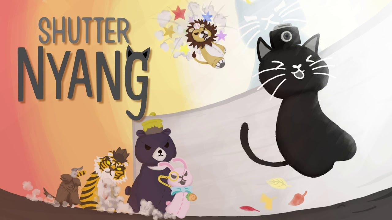 사진 찍는 고양이, 셔터냥 공식 트레일러 (Shutter Nyang #5 Trailer)