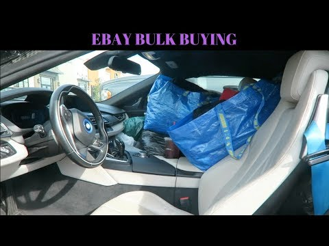 Ebay BULK  Purchase. 50 shoes & 500+ clothing to sell for profit