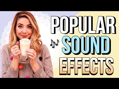 SOUND EFFECT YOUTUBERS USE 2017 | POPULAR SOUND EFFECTS 🎶