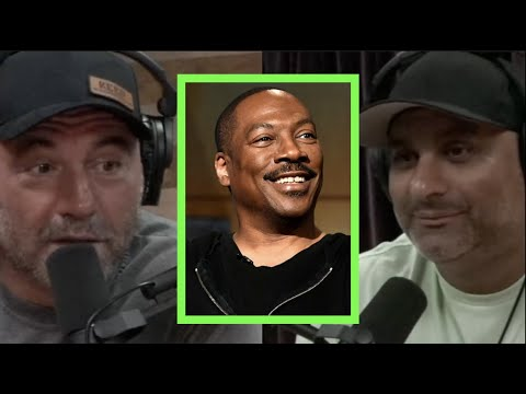 The Time Russell Peters Went to a Party at Eddie Murphy's House | Joe Rogan