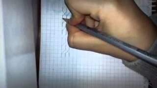 Сделай сам #1/Как рисовать косичку