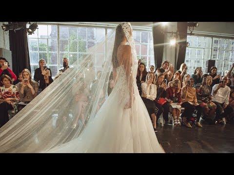 BERTA FW 2019 Bridal Couture Runway Show