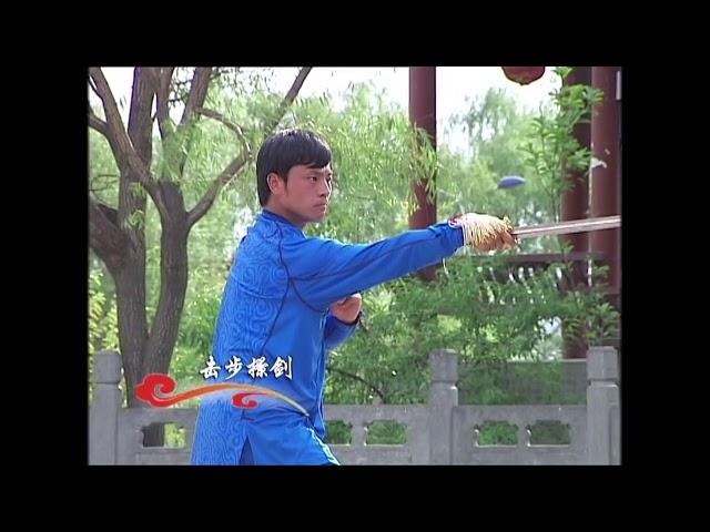 Jianshu 4 duan wei Chinese Wushu Duanwei System 剑 straight sword