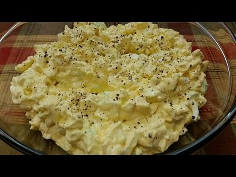 Creamy Egg Salad Episode 109