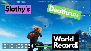 1:49 - Slothy's Deathrun - (World Record)