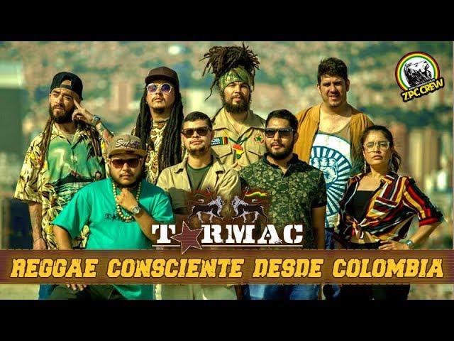 TARMAC DESDE COLOMBIA saludos a PERÚ 🇨🇴💚💛❤