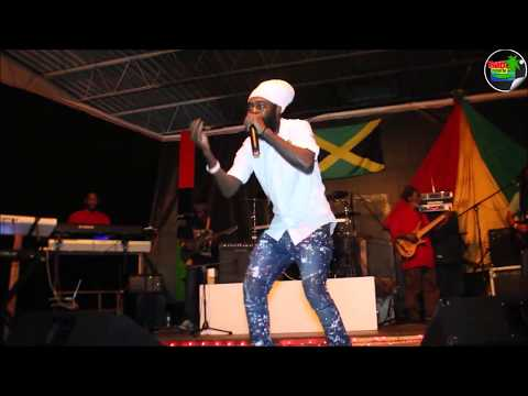 Ras Fraser ​ Performing Live at the Conscious Reggae Concert Oct 2017 like/follow Yard Flow TV​