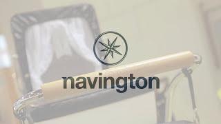 Обзор детских колясок Navington (выставка Мир Детства-2016)