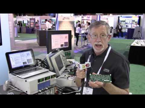 PSDtv - Linear demonstrates their digital power micromodules at APEC 2016