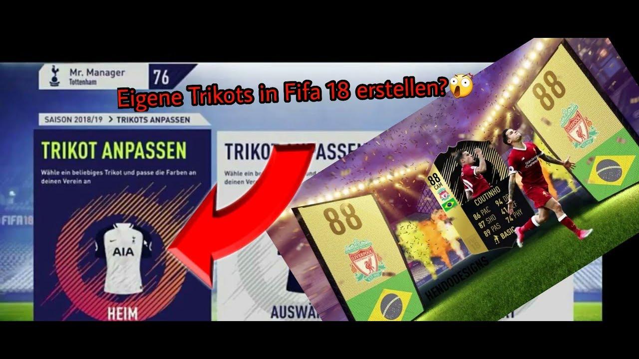 Trikots Fifa 18