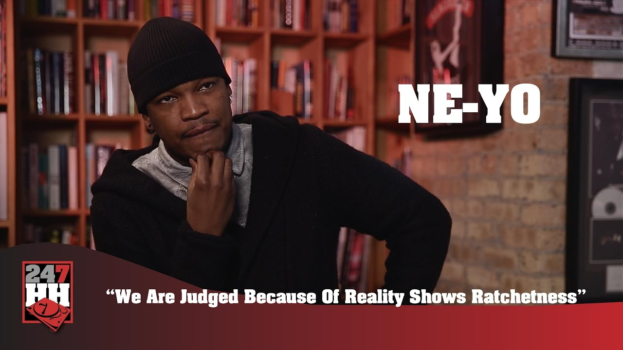 Download Ne-Yo - We Are Judged Because Of Reality Shows Ratchetness (247HH Exclusive)