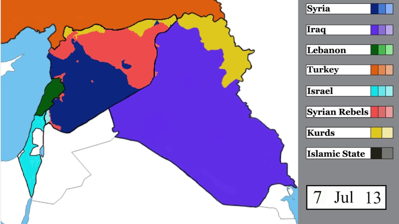Syrian civil war and spillover every day youtube gumiabroncs Image collections