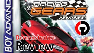 Racing Gears Advance | Demonstrative Review
