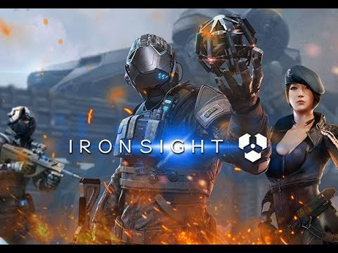 Ironsight -Unable to launch game