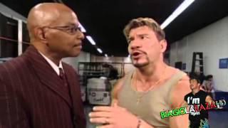 Eddie Guerrero & Theodore Long | Backstage
