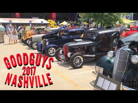 Goodguys car show Nashville 2017