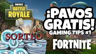 FREE PAVOS!! - Draw of Thousand PAVOS- FORTNITE : Battle Royale