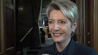 Erste Reaktion der neugwählten Bundesrätinnen - Karin Keller-Sutter -  Viola Amherd - Bundesratswahl
