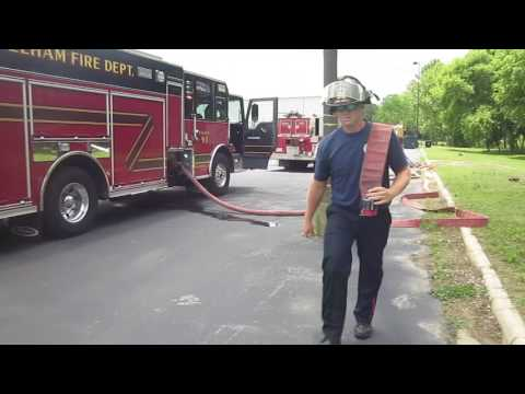 Part 2 - Rural Water Supply Drill - Shelby County, Alabama - May 2017
