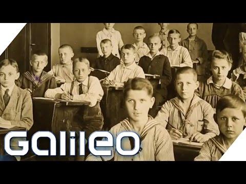 So war Schule damals   Galileo ProSieben