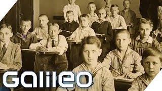 So war Schule damals | Galileo ProSieben