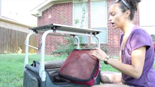 Rei Camp Pack-n-prep Tote/table Review