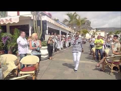 Mark Medlock. Summer Love. Live ZDF Die Frühlingsshow. 22.04.2012