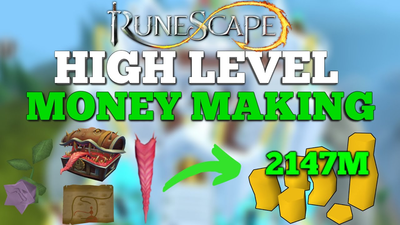 Download High Level Money Making Guide - 2021 - Rapidly Increase Your Bank Value! - Runescape 3