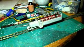 Donegal railcar first test
