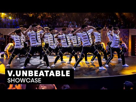 V.Unbeatable Performing Live | Red Bull BC One World Final 2019