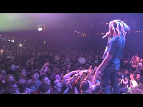DENZEL CURRY - GOOK - LIVE @ THE OBSERVATORY OC - 11.11.2016