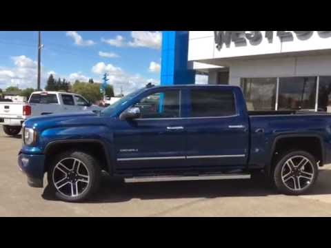 2017 gmc sierra 1500 denali youtube. Black Bedroom Furniture Sets. Home Design Ideas