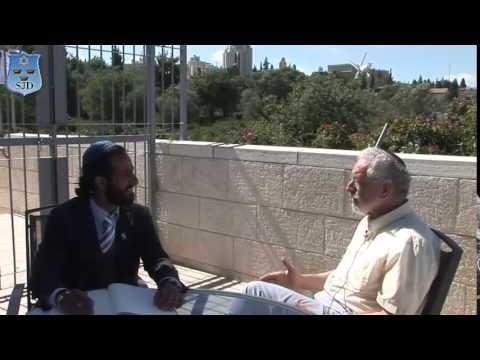 SJD - Mr. Yisrael Medad & Yonathan Avner Ben Yisrael